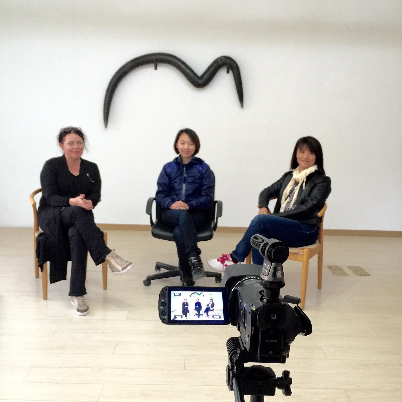 Kamera käy Kiinassa 2015