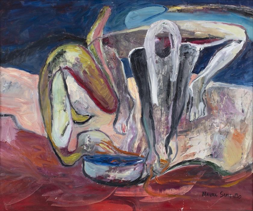Nanna Susi: Hiustenpesijä 1990