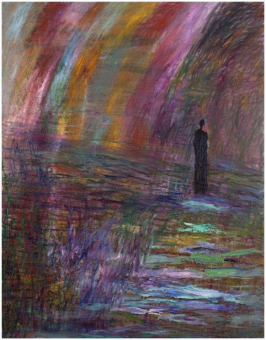 Nainen ja hänen auransa, 2008
