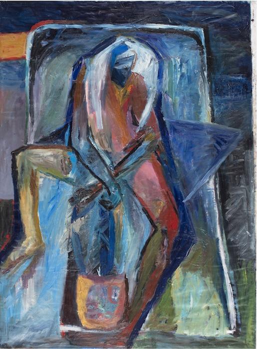 Nanna Susi: Sininen nainen, 1990