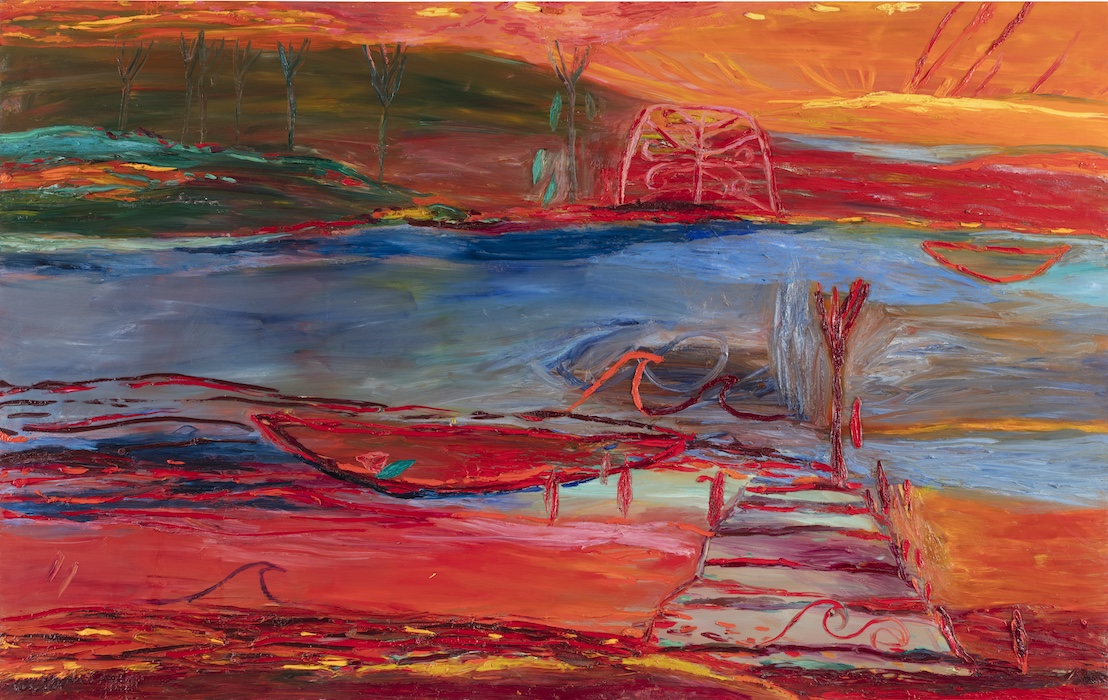 Nanna Susi: Kaksi venettä, 2001