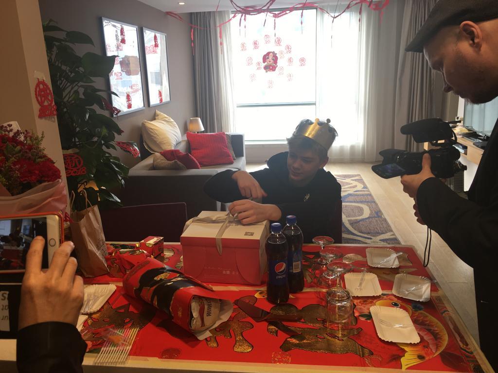 Dokumenttikuvausta, Kiina