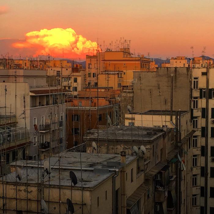Kultainen pilvi