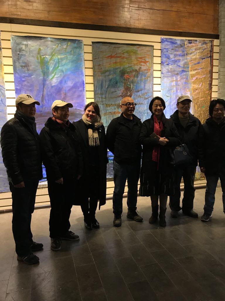 Tangbo Museum, Kiina