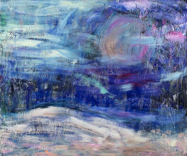 Hetkissä on ikuisuus, Nanna Susi, 150 x 180 cm, 2019