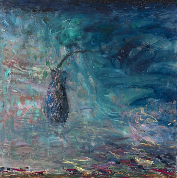 Boheemia elämää, 150 x 150 cm, 2020