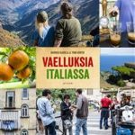 Vaelluksia Italiassa, 2019 (Wanderings in Italy)